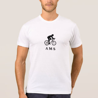 Amsterdam Netherlands Cycling AMS T-Shirt