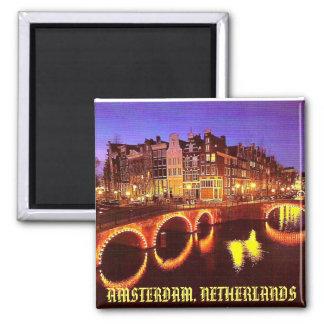 AMSTERDAM, NETHERLANDS MAGNET