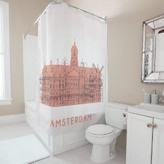 Amsterdam, Netherlands | Skyline of Landmarks