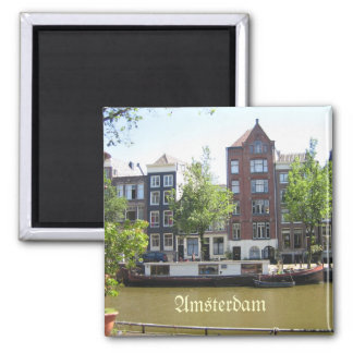 Amsterdam photo magnet