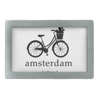 Amsterdam Rectangular Belt Buckle