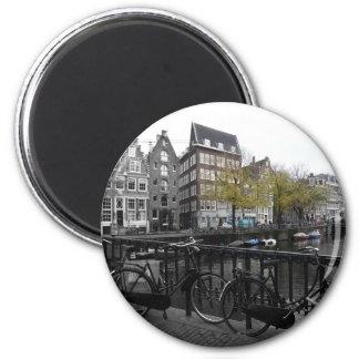 Amsterdam street magnet