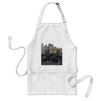 Amsterdam street standard apron