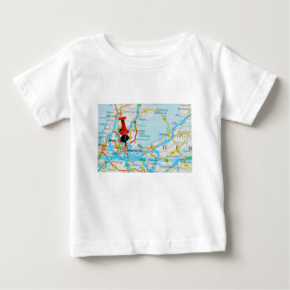 Amsterdam, The Nederlands Baby T-Shirt