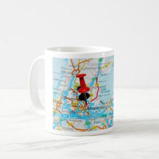 Amsterdam, The Nederlands Coffee Mug