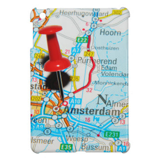 Amsterdam, The Nederlands iPad Mini Cover