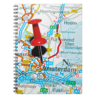 Amsterdam, The Nederlands Notebook