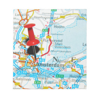 Amsterdam, The Nederlands Notepad