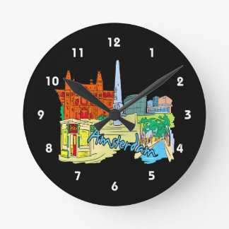 amsterdam vacation graphic image.png clocks