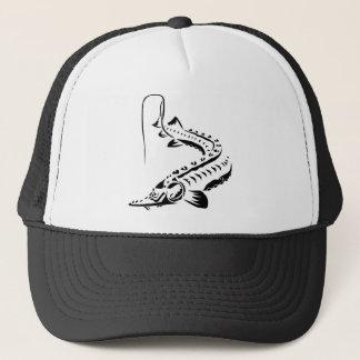 Amu D-Tribal Trucker Hat
