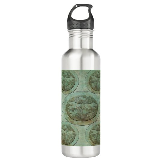 Amulet Dragonfly Circles 710 Ml Water Bottle