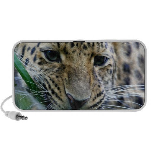 Amur Leopard Portable Speakers