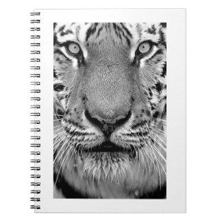 Amur Tiger#4-Notebook Notebook