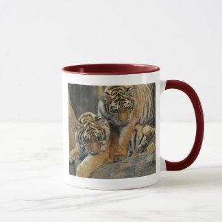 Amur Tiger Cub Mug