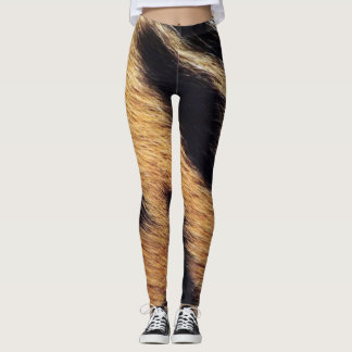 Amur Tiger print leggings
