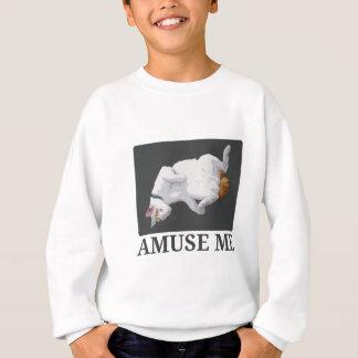 Amuse Me Sweatshirt