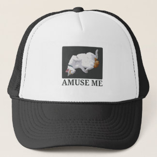 Amuse Me Trucker Hat