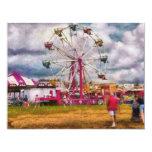 Amusement - Ferris Wheel Fun Personalized Announcements