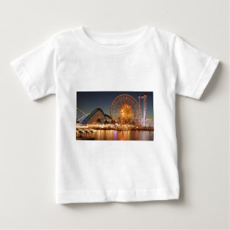 Amusement Park Lights Baby T-Shirt