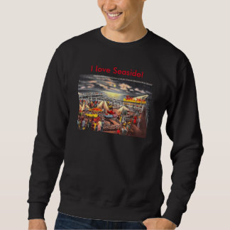 Amusements, Seaside Heights, New Jersey Vintage Sweatshirt