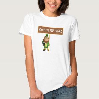 Amusing Irish leprechaun Shirt