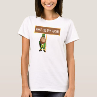 Amusing Irish leprechaun T-Shirt