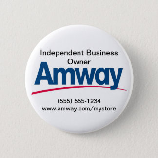 Amway Button