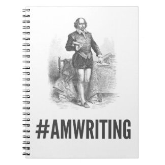 #AMWRITING Shakespeare | 80-Page Notebook