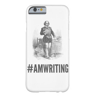 #AMWRITING Shakespeare | iPhone 6 Case