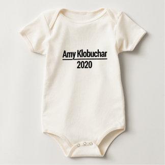 Amy Klobuchar 2020 Baby Bodysuit