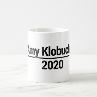 Amy Klobuchar 2020 mug