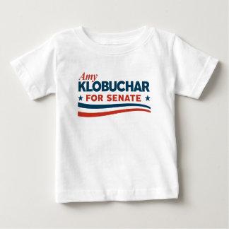 Amy Klobuchar for Senate Baby T-Shirt