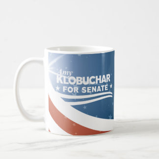 Amy Klobuchar for Senate Coffee Mug