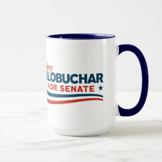 Amy Klobuchar for Senate Mug