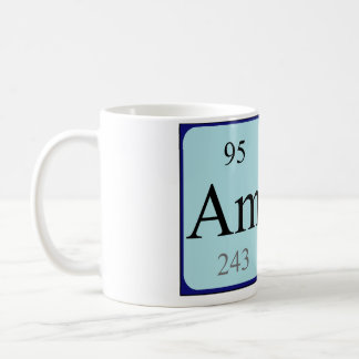 Amy periodic table name mug
