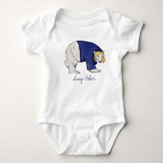 Amy Polar Bodysuit for Leslie Knope Loving Babies
