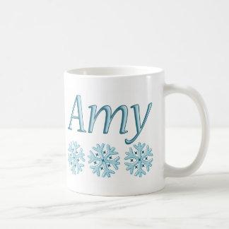 Amy Snowflake Coffee Mug