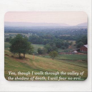 Amyloidosis Awareness - Walk through the valley Mouse Pad
