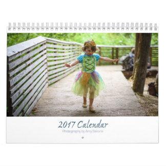 Amy's 2017 Photo Calendar