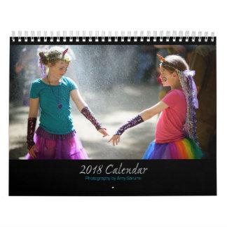Amy's 2018 Photo Calendar