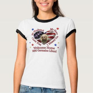 Amy's custom  homecoming shirt