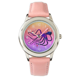 Amy's Octopus - Girl's Watch