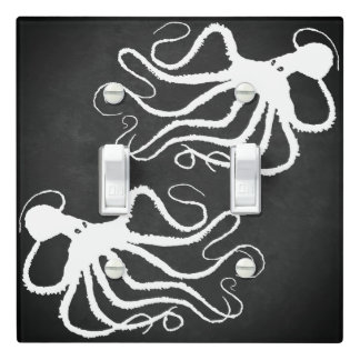Amy's Octopus - Light Switch Cover