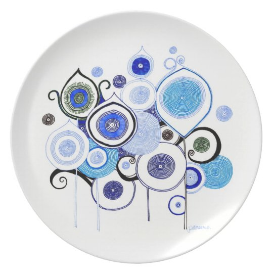 Amy's Wish Dinner Plate
