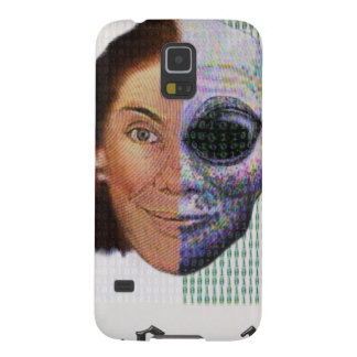 An0ma1y Tarot Card Galaxy S5 Case