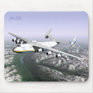 An-225 mouse pad