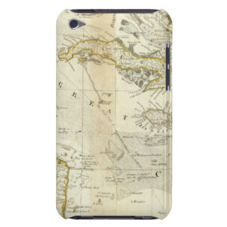 An Accurate Map Of North America Southern section Case-Mate iPod Touch Case