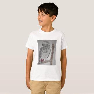 An adorable young African Grey Parrot T-Shirt