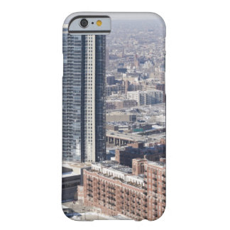 An aerial view of Chicago, looking northwest 2 Barely There iPhone 6 Case