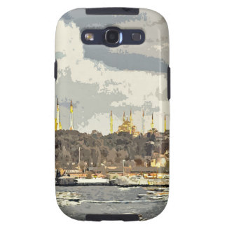 An afternoon in Istanbul Samsung Galaxy S3 Case